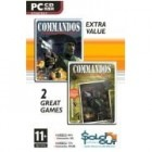 Eidos Commandos: Behind Enemy Lines + Commandos: Beyond the Call of Duty pentru PC