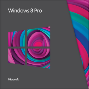 Microsoft Licenta Upgrade de la Win XP/Vista/7 la Windows 8 PRO, 32/64-bit, engleza