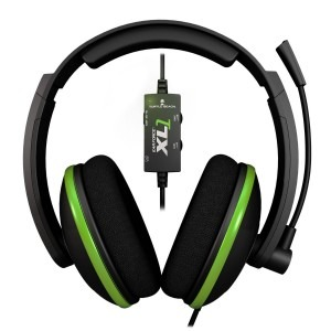 Turtle Beach Ear Force XL1 Black pentru Xbox 360