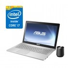 ASUS 15.6'' N550JV-CN228D, FHD, Procesor Intel® Core™ i7-4700HQ (6M Cache, up to 3.40 GHz) Haswell, 8GB, 750GB 7200 RPM, GeForce GT 750M 4GB, Silver