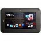 Tableta E-Boda Izzycomm Z70, 7 inch MultiTouch, Cortex A9 1.2GHz Dual Core, 512MB RAM, 4GB flash, Wi-Fi, Bluetooth, 3G, GPS, Android 4.1, Black