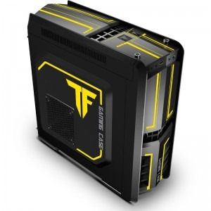 Sistem Gaming Nocturne v13, AMD FX-6300, 8GB DDR3, 1TB HDD + 120GB SSD, R9 380 NITRO 2GB, Wi-Fi