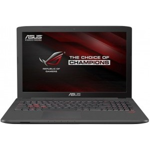 """Notebook / Laptop ASUS Gaming 17.3"""" ROG GL752VW, FHD, Intel® Core™ i7-6700HQ (6M Cache, up to 3.50 GHz), 16GB, 1TB 7200RPM, GeForce GTX 960M 4GB, Black, FreeDos"""