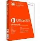 Aplicatie Microsoft Office 365 Home, 32/64-bit, 1 an, 5 PC, romana, Medialess