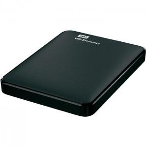 Hard disk extern WD Elements Portable 500GB Black