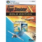 Microsoft Flight Simulator X - Gold Edition pentru PC
