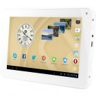 Tableta Prestigio NEW MultiPad 7.0 Ultra + PMP3670B, 7 inch MultiTouch, Cortex A8 1GHz, 512MB RAM, 4GB flash, Wi-Fi, Android 4.2, alb