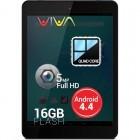 Tableta Allview Viva Q8, 7.8 inch IPS MultiTouch, Cortex A7 Quad Core 1GHz, 1GB RAM, 16GB flash, Wi-Fi, Android 4.2, Black