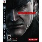 Konami Metal Gear Solid 4: Guns of the Patriots pentru PlayStation 3