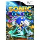 Sega Sonic Colours pentru Wii