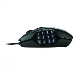 Mouse gaming Logitech G600 black