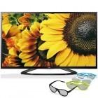 Televizor LED LG Smart TV 42LA640S Seria LA640S 106cm negru Full HD 3D contine 4 perechi de ochelari 3D