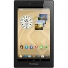 Tableta Prestigio MultiPad 4 Diamond 7.0 3G, 7 inch IPS MultiTouch, Cortex A7 1.3GHz Quad Core, 1GB RAM, 8GB flash, Wi-Fi, Bluetooth, 3G, GPS, Android 4.4, Black