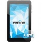 "Tableta Vonino Xavy T7 4G, 7 inch IPS MultiTouch, Cortex A53 MediaTek MT8735M 1.0GHz, 1GB RAM, 8GB flash, Wi-Fi, Bluetooth, 3G, 4G, GPS, Android 5.1, Black + Cadou Husa Vonino Flip Case din piele T-Cover 7"""