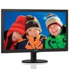 Monitor LED Philips 233V5LHAB/00 23 inch 5ms black