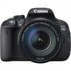 Canon EOS 700D negru + obiectiv EF-S 18-135mm f/3.5-5.6 IS STM