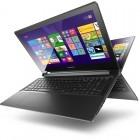 Lenovo 15.6'' IdeaPad FLEX 2 15, FHD Touch, Procesor Intel® Core™ i5-4210U 1.7GHz Haswell, 4GB, 1TB HDD + 8GB SSH, GeForce 840M 2GB, Win 8.1, Black