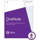 Aplicatie Microsoft Licenta Electronica OneNote 2013, engleza, FPP
