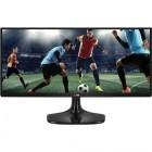 Monitor LED LG 25UM55-P 25 inch black