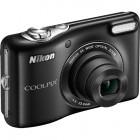 Nikon COOLPIX L30 Negru + Incarcator + 2 acumulatori + Card 4GB + Husa