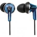 Casti Panasonic In-Ear RP-HJE190E-A blue