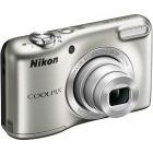 Nikon COOLPIX L31 Argintiu + Card 4GB + Husa
