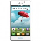 Smartphone LG Optimus L5 II E460 White