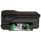 HP Officejet 7610 e-All-in-One, inkjet, color, format A3+, fax, retea, Wi-Fi