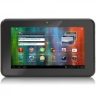 Prestigio MultiPad 7.0 Prime Duo 3G, 7 inch MultiTouch, Cortex A9 1.2GHz Dual Core, 512MB RAM, 4GB flash, Wi-Fi, Bluetooth, Android 4.1, black