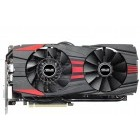 Placa video ASUS GeForce GTX 960 DirectCU II Black Edition OC 4GB GDDR5 128-bit