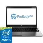 HP 15.6'' Probook 450 G1, HD, Procesor Intel® Core™ i3-4000M (3M Cache, 2.40 GHz), 8GB, 1TB,  Radeon HD 8750M 1GB - desigilat