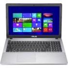 ASUS 15.6'' X550CA-CJ517H, Procesor Intel® Pentium® 2117U 1.8GHz, 4GB, 500GB, GMA HD, Win 8, Grey + geanta Asus Nereus
