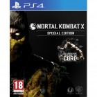 Warner Bros Mortal Kombat X Special Edition pentru PlayStation 4