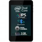 Allview Viva i7, 7 inch IPS MultiTouch, Atom Z2520 1.2GHz Dual Core, 1GB RAM, 8GB flash, Wi-Fi, Bluetooth, Android 4.2, Black