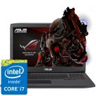 "ASUS 17.3"" ROG G751JY, FHD, Procesor Intel® Core™ i7-4710HQ 2.5GHz Haswell, 16GB, 1TB + 128GB SSD, GeForce GTX 980M 4GB, Black"