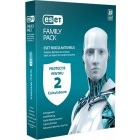 Securitate ESET NOD32 Antivirus v7, Family Pack, 2 PC, 1 an, New license, Retail