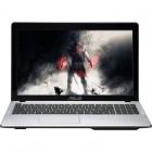 ASUS 15.6'' F550JX, FHD, Procesor Intel® Core™ i7-4720HQ 2.6GHz Haswell, 8GB, 1TB, GeForce GTX 950M 4GB, FreeDos, Dark Gray - desigilat
