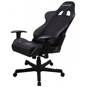 Scaun gaming DXRacer Formula, negru, material PU
