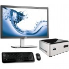 Sistem All In One NUC Business, Intel Core i3, 4GB DDR3, 500 GB, Wi-Fi, 3 ani garantie