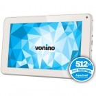 Tableta Vonino Otis HD, 7 inch MultiTouch, Cortex A9 1.2GHz Dual-Core, 512MB RAM, 8GB flash, Wi-Fi, Android 4.2.2, alb