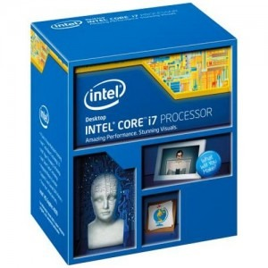Intel Haswell Refresh, Core i7 4790K  4.0GHz box