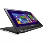 "ASUS 15.6"" Transformer Book Flip TP500LN, HD, Procesor Intel® Core™ i5-4210U 1.7GHz Haswell, 8GB 1TB + 24GB SSD, GeForce 840M 2GB, Win 8.1"