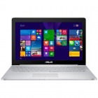 ASUS 15.6'' Zenbook Pro UX501JW, UHD Touch IPS, Procesor Intel® Core™ i7-4720HQ 2.6GHz Haswell, 8GB, 256GB SSD, GeForce GTX 960M 4GB, Win 8.1, Silver