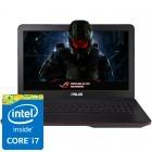 ASUS 17.3'' ROG G771JW, FHD, Procesor Intel® Core™ i7-4720HQ 2.6GHz Haswell, 12GB, 1TB + 256GB SSD, GeForce GTX 960M 4GB, Black