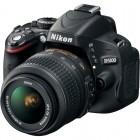 Aparat foto D-SLR Nikon D5100 + obiectiv AF-S DX Nikkor 18-55mm f/3.5-5.6G VR + AF-S DX Zoom-Nikkor 55-200mm f/4-5.6G ED