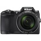 Nikon COOLPIX L840 Negru + Card 8Gb + Geanta + Incarcator cu 4 acumulatori