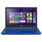 Acer 15.6'' Aspire E5-571-37T0, HD, Procesor Intel® Core™ i3-4005U (3M Cache, 1.70 GHz), 4GB, 500GB, GMA HD 4400, Win 8.1, Cobalt Blue