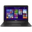 """ASUS 13.3"""" Zenbook UX305LA-FC002H, FHD, Procesor Intel® Core™ i5-5200U 2.2GHz Broadwell, 4GB, 128GB SSD, GMA HD 5500, Win 8.1 Pro, Black"""