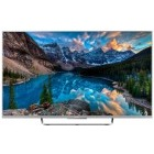 Televizor LED Sony Smart TV Android KDL-55W807C Seria W807C 139cm argintiu Full HD 3D Activ