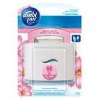 Odorizant casa Ambi Pur + rezerva Flower & Spring 5.5 ml